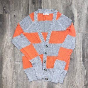 Women's Garage crochet-type cardigan